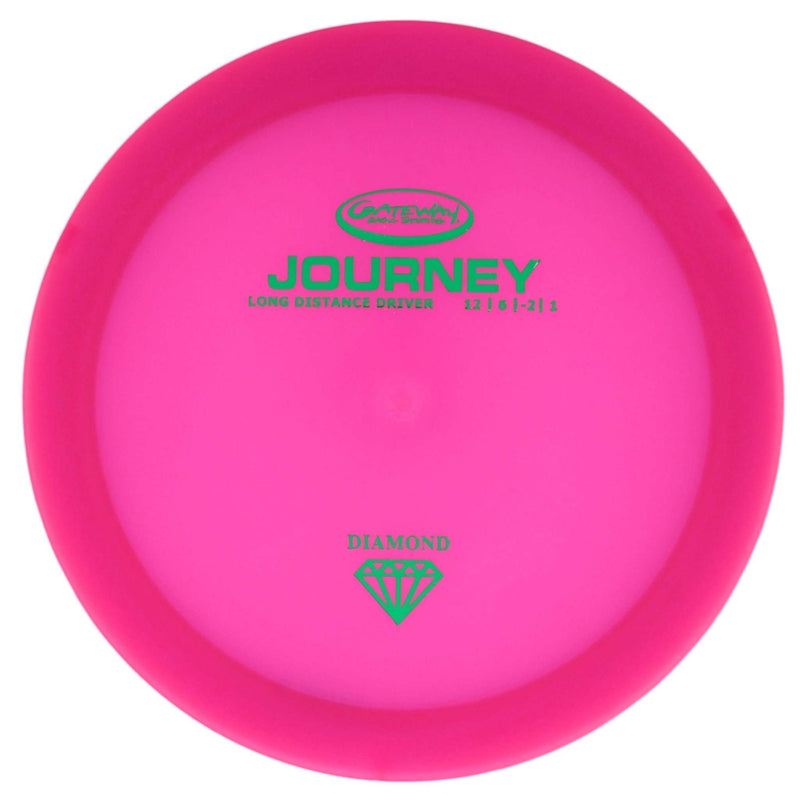 Gateway Journey Stable Distance Driver - 1010 Discs