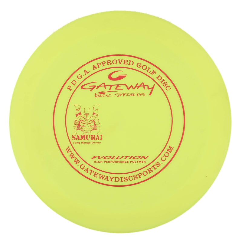 Gateway Samurai Stable Distance Driver - 1010 Discs