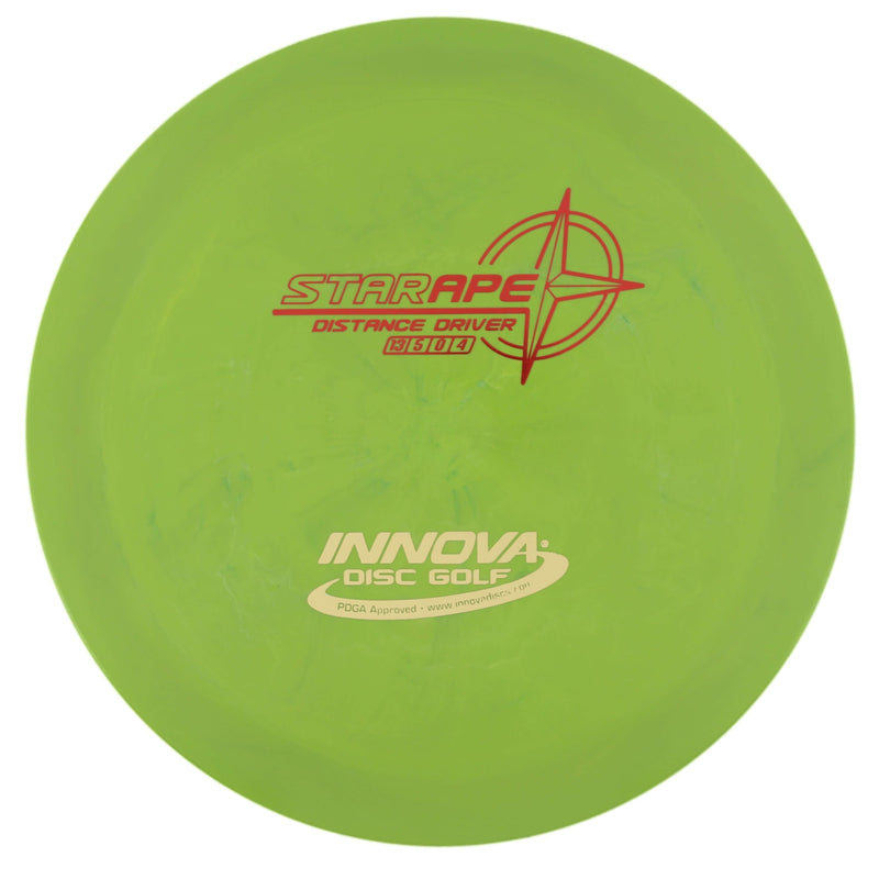 Innova Ape Very Overstable Distance Driver - 1010 Discs