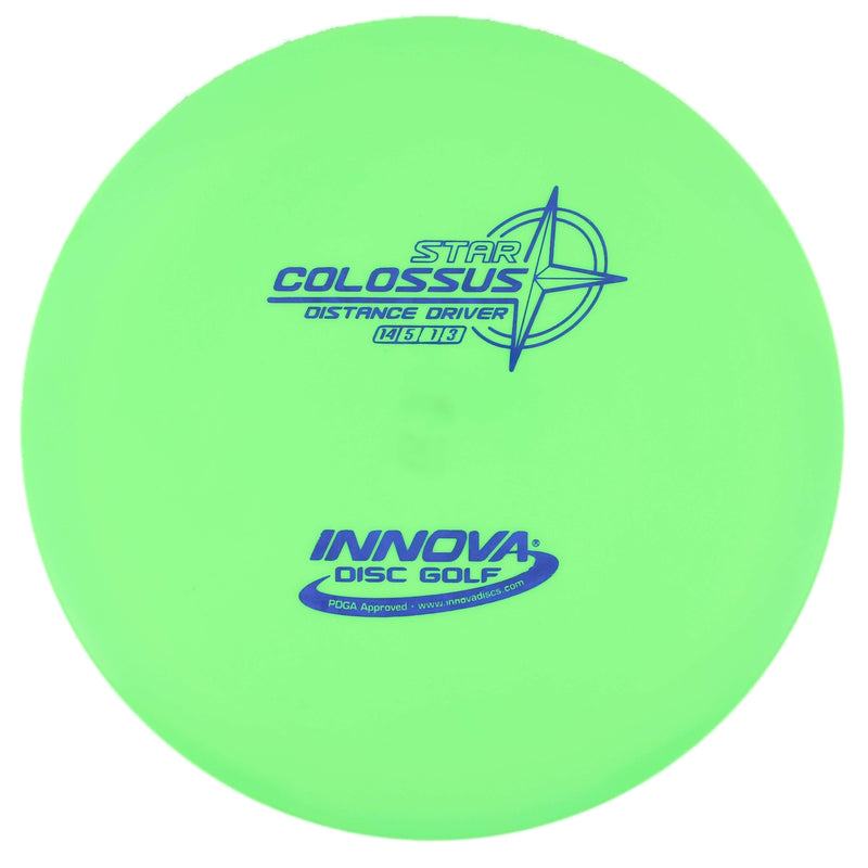 Innova Colossus Stable Distance Driver - 1010 Discs