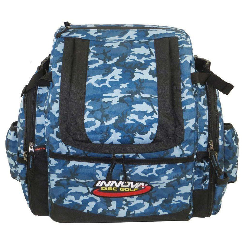 Innova Super Heropack Disc Golf Backpack Bag - 1010 Discs