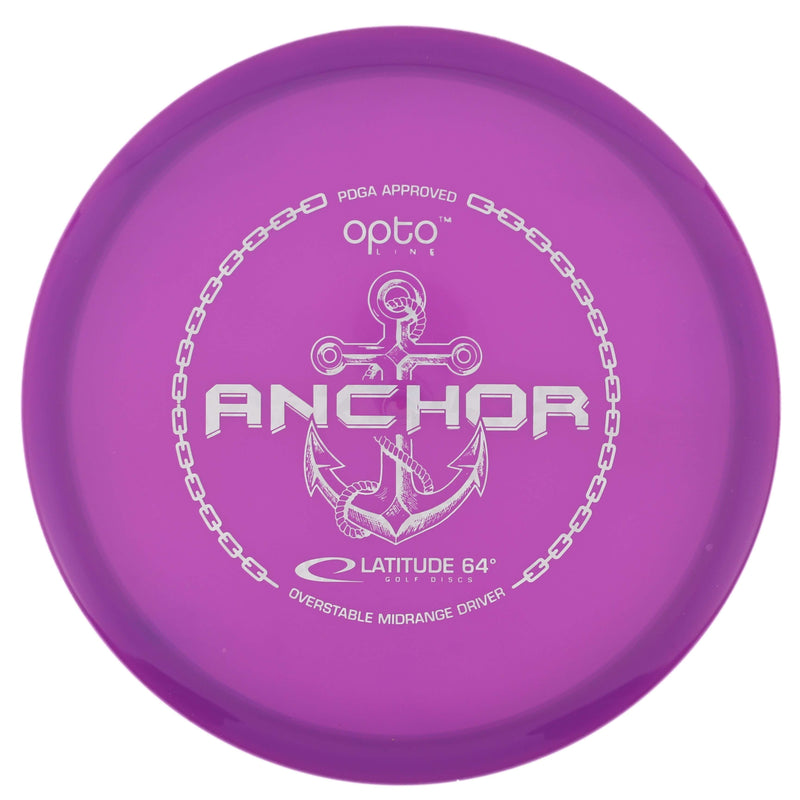Latitude 64 Anchor Overstable Midrange - 1010 Discs