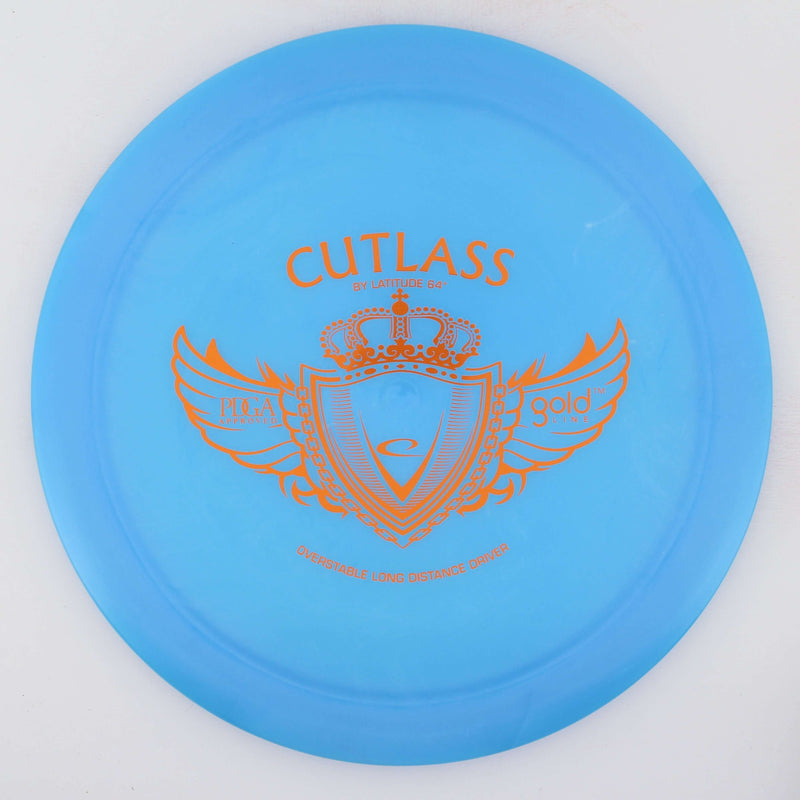 Latitude 64 Cutlass Overstable Distance Driver - 1010 Discs