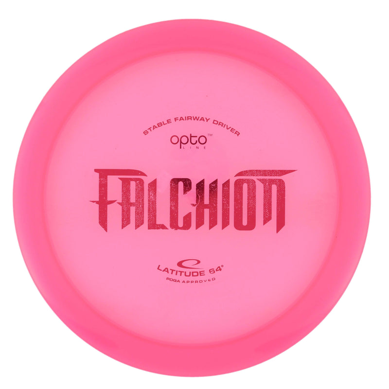 Latitude 64 Falchion Stable Fairway/Control Driver - 1010 Discs