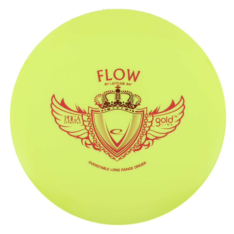 Latitude 64 Flow Stable Distance Driver - 1010 Discs