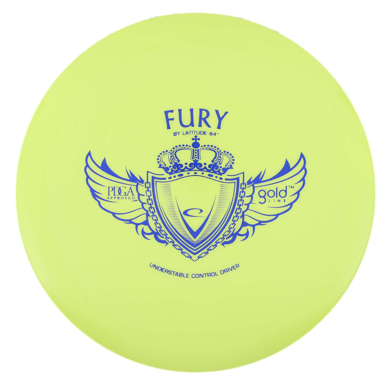Latitude 64 Fury Understable Fairway/Control Driver - 1010 Discs