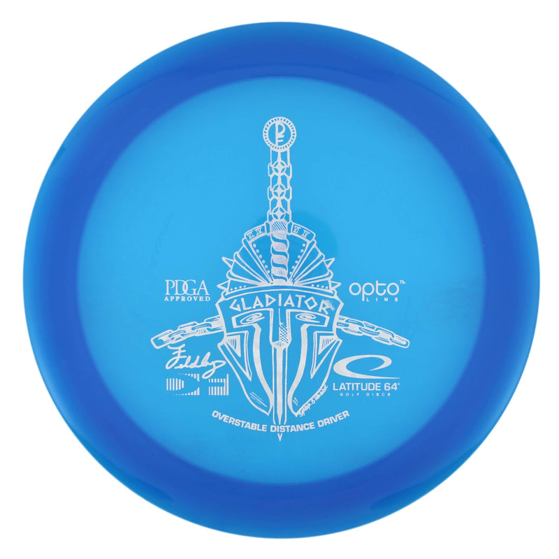 Latitude 64 Gladiator Very Overstable Distance Driver - 1010 Discs