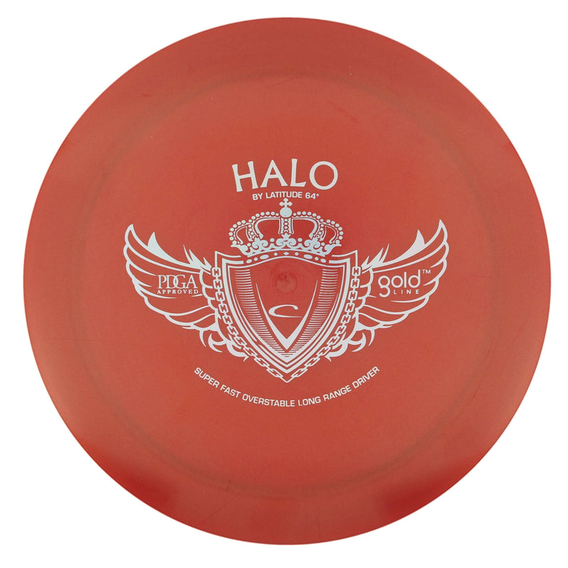 Latitude 64 Halo Overstable Distance Driver - 1010 Discs