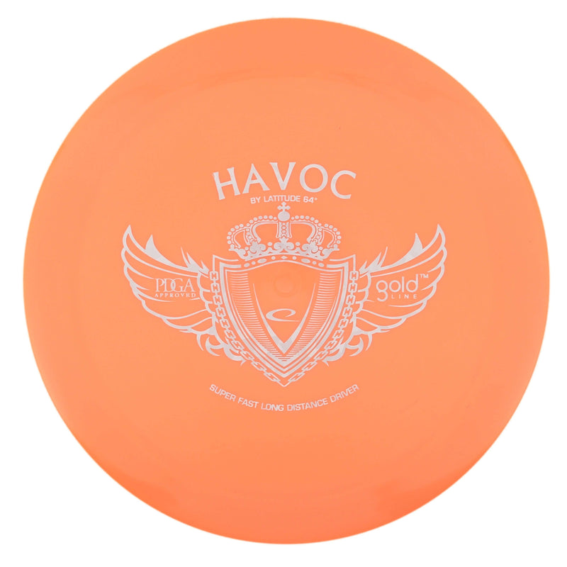 Latitude 64 Havoc Stable Distance Driver - 1010 Discs