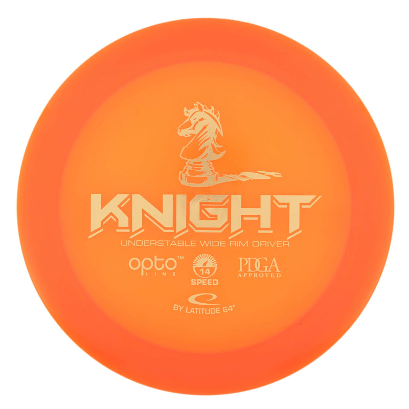 Latitude 64 Knight Understable Distance Driver - 1010 Discs