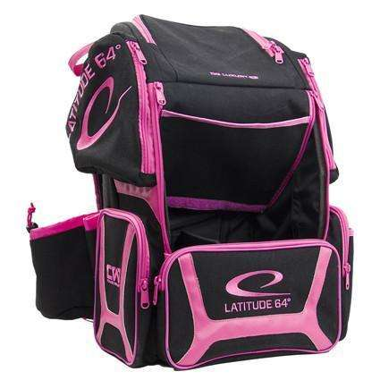 Latitude 64 Luxury E3 Disc Golf Backpack Bag - 1010 Discs