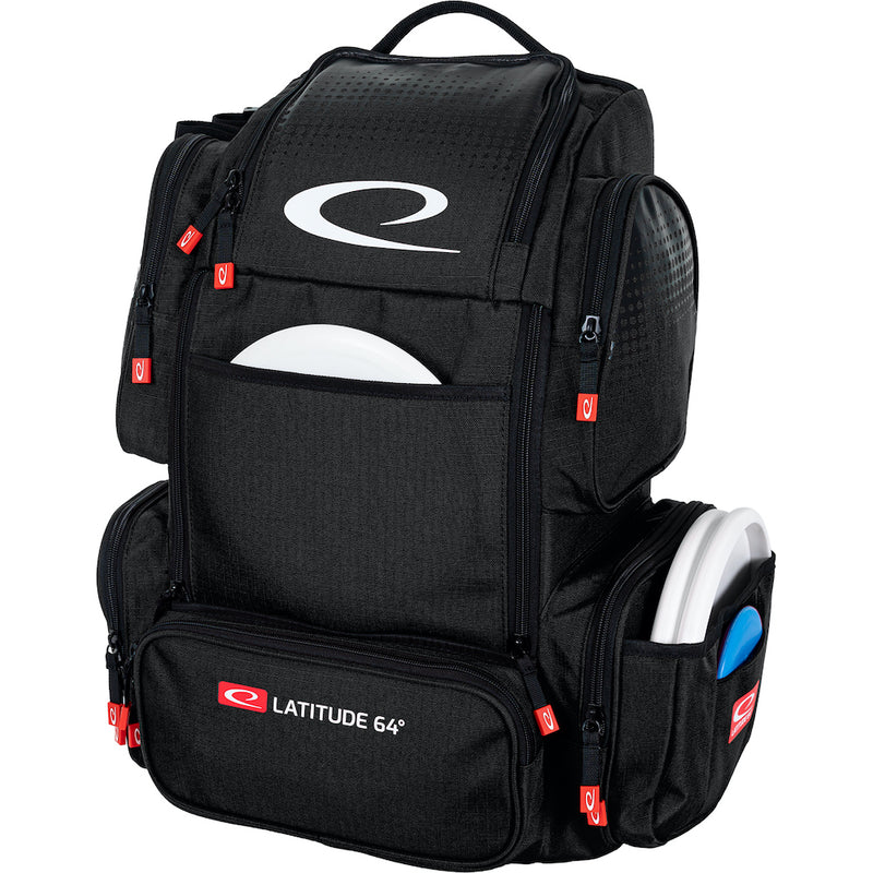 Latitude 64 Luxury E4 Disc Golf Backpack Bag