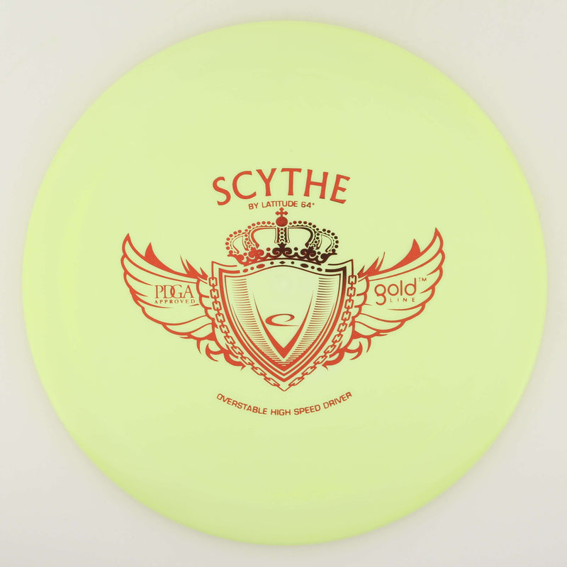 Latitude 64 Scythe Overstable Distance Driver - 1010 Discs