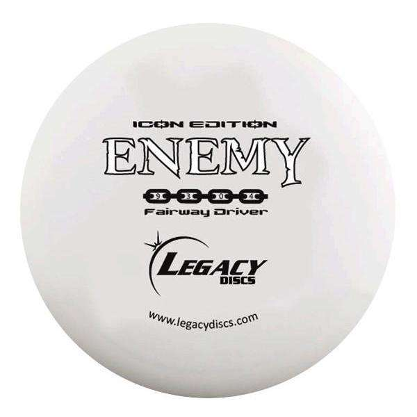 Legacy Enemy Overstable Fairway/Control Driver - 1010 Discs