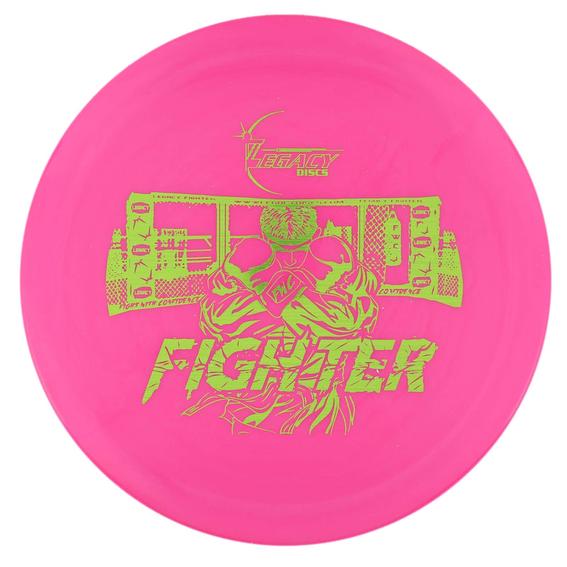Legacy Fighter Very Overstable Fairway/Control Driver - 1010 Discs