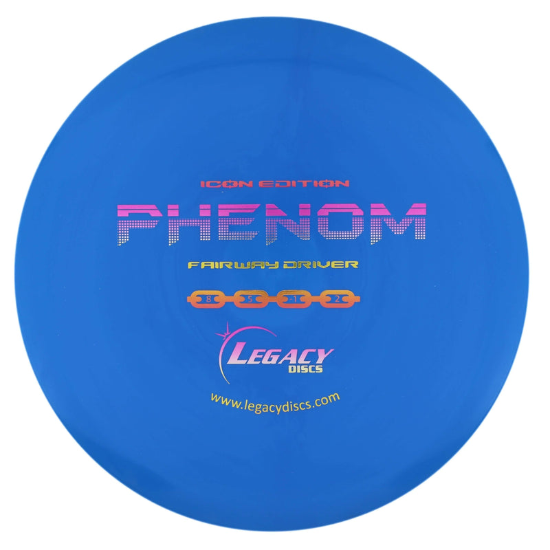 Legacy Phenom Stable Fairway/Control Driver - 1010 Discs