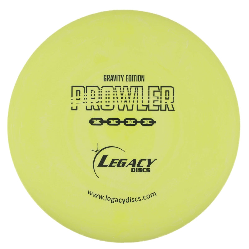 Legacy Prowler Overstable Putt & Approach - 1010 Discs