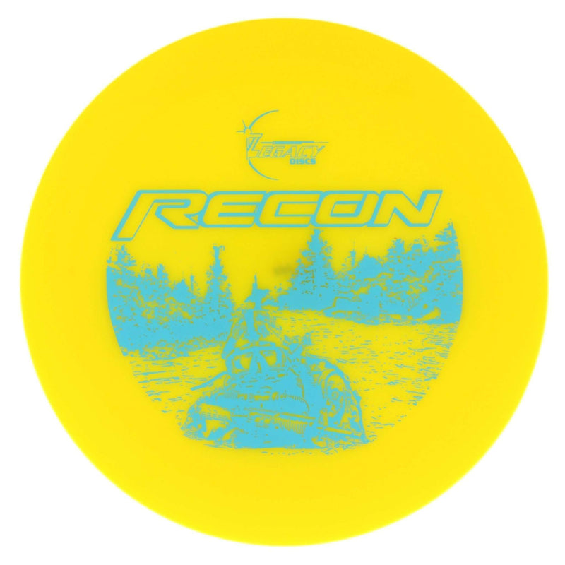 Legacy Recon Overstable Distance Driver - 1010 Discs