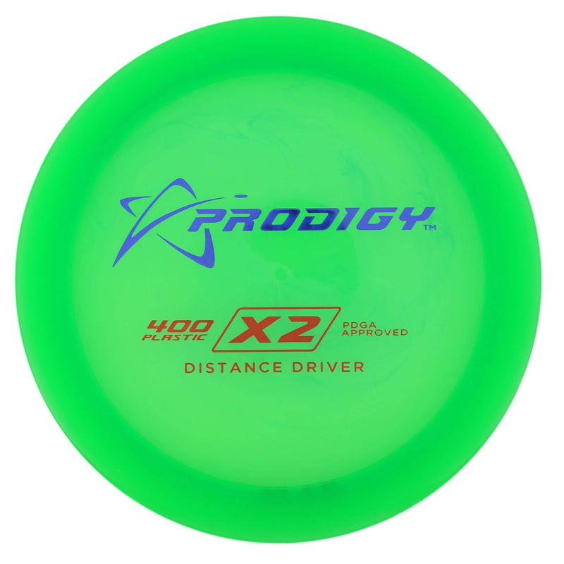 Prodigy Disc X2 Overstable Distance Driver - 1010 Discs