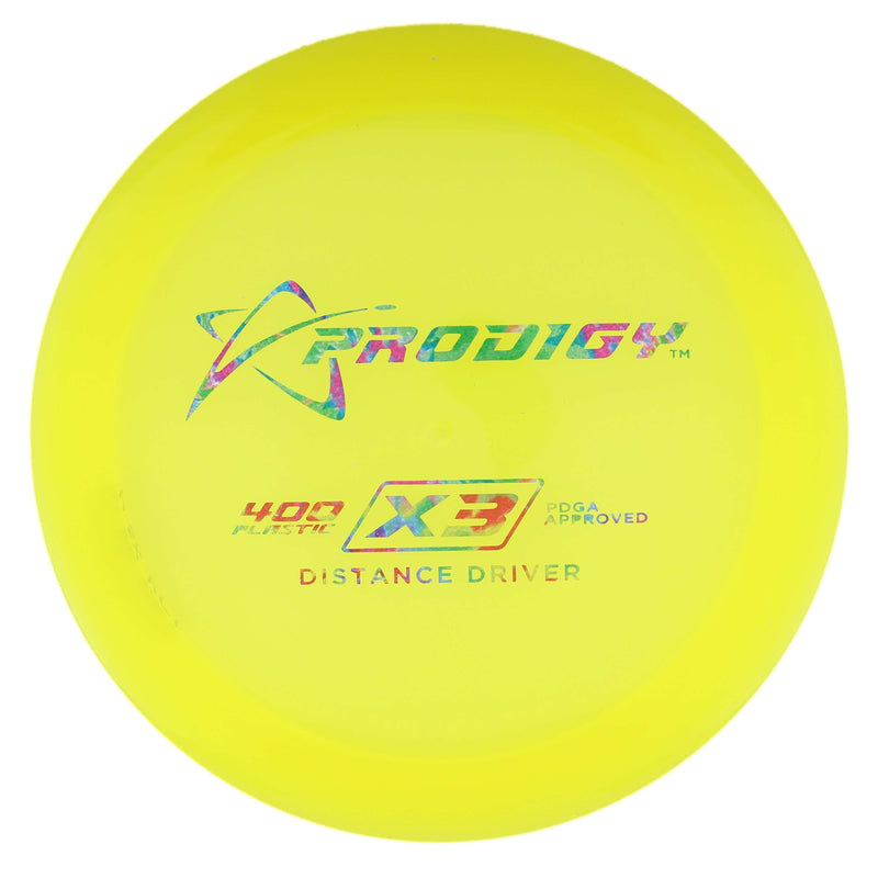 Prodigy Disc X3 Overstable Distance Driver - 1010 Discs