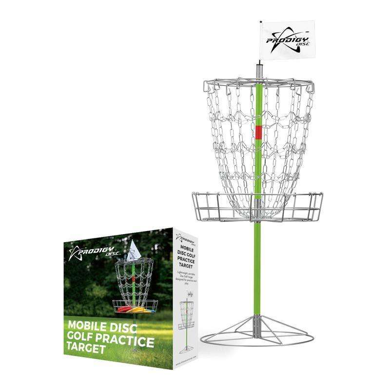 Prodigy Mobile Disc Golf Target Basket - 1010 Discs