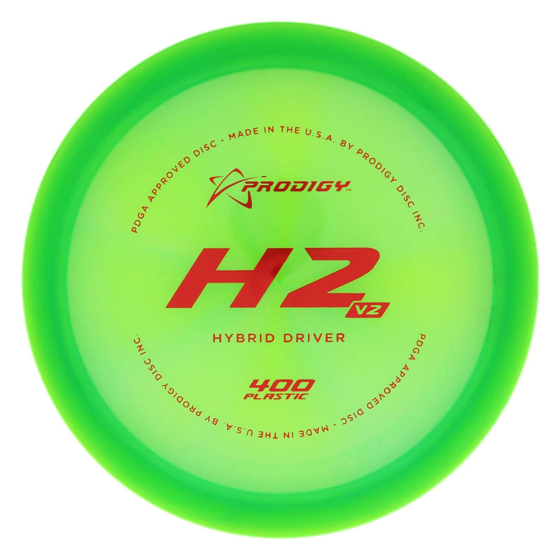 Prodigy Disc H2 V2 Overstable Hybrid Fairway/Control Driver - 1010 Discs