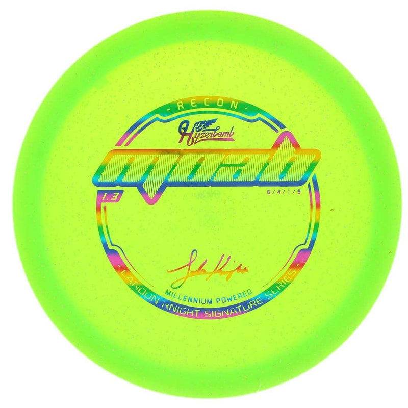 Hyzerbomb Moab Very Overstable Fairway/Control Driver - 1010 Discs