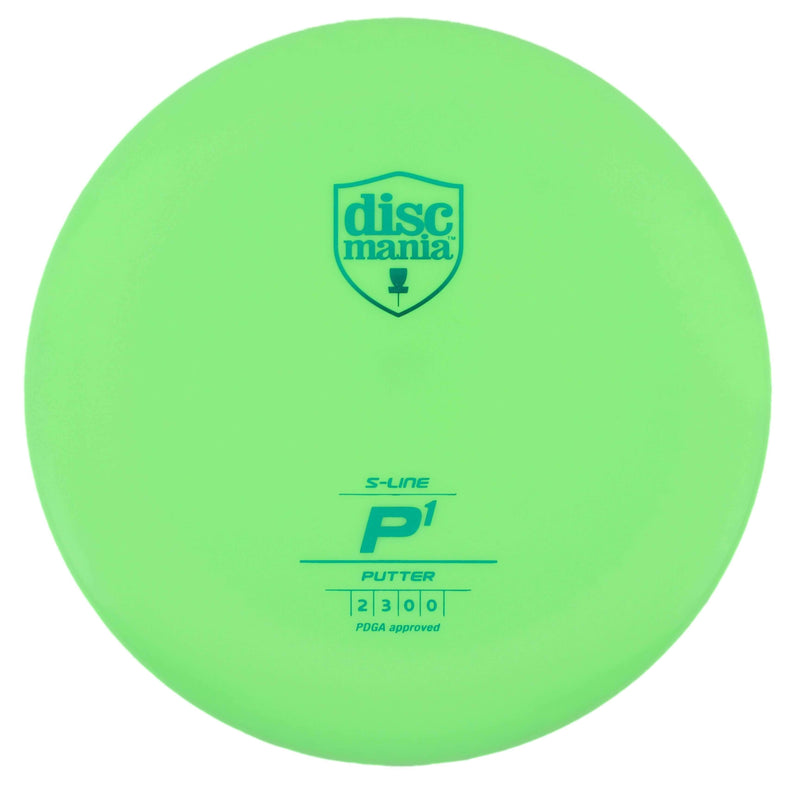 Discmania P1 Stable Putt & Approach - 1010 Discs