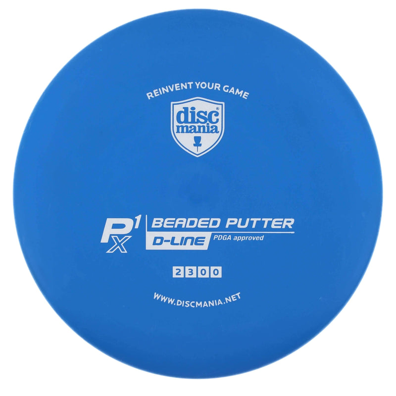 Discmania P1X Stable Putt & Approach - 1010 Discs