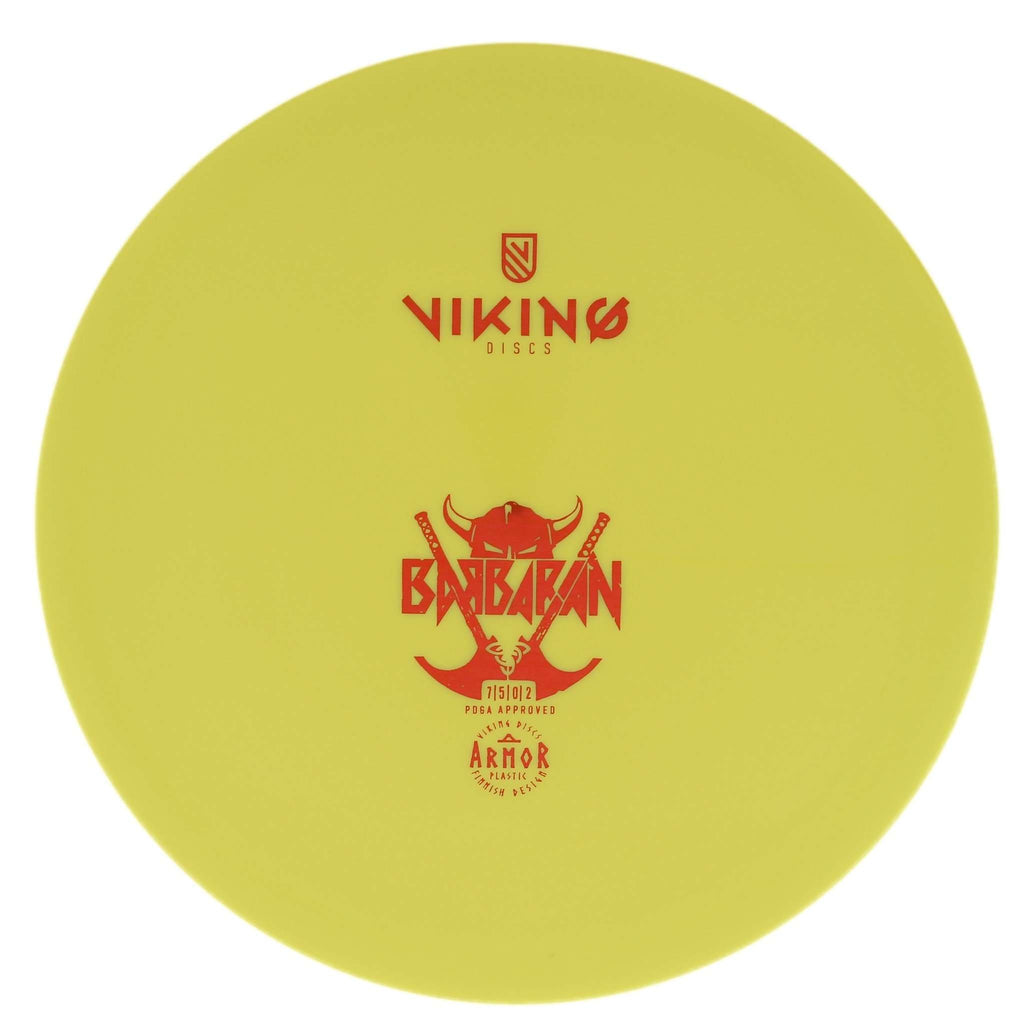 Viking Discs Barbarian Stable Fairway/Control Driver - 1010 Discs