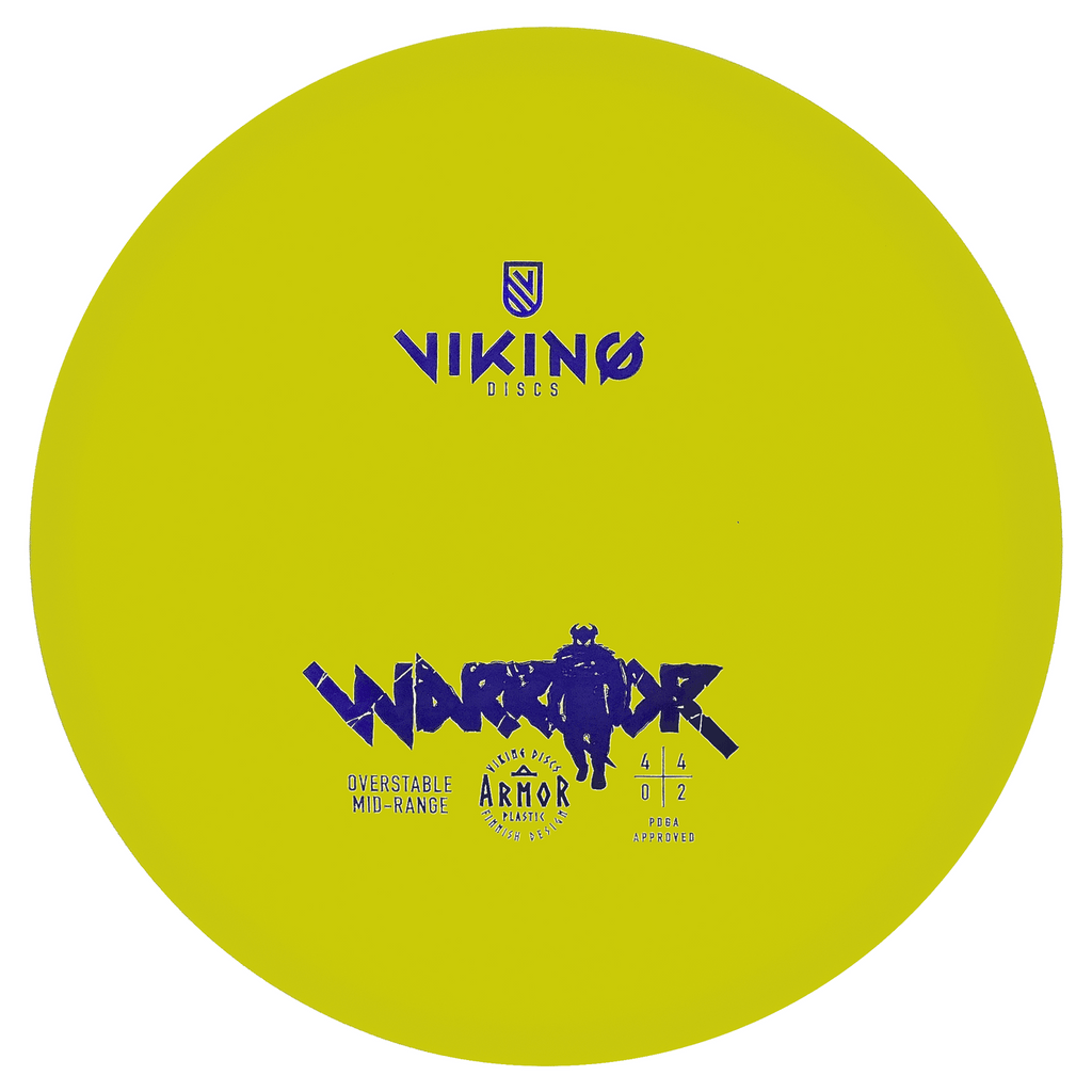 Viking Discs Warrior Overstable Midrange - 1010 Discs