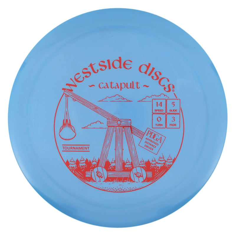 Westside Catapult Overstable Distance Driver - 1010 Discs