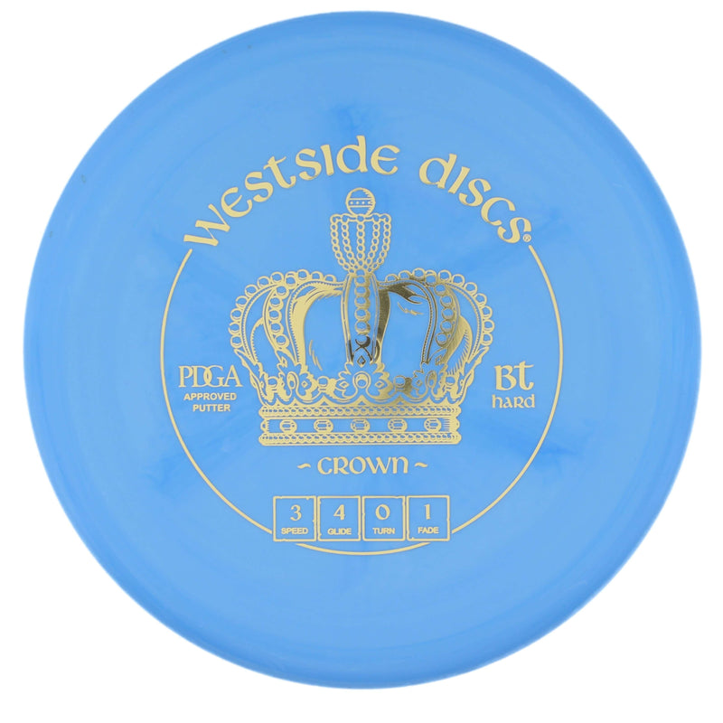Westside Crown Stable Putt & Approach - 1010 Discs