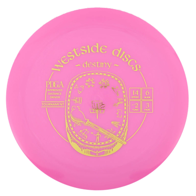 Westside Destiny Understable Distance Driver - 1010 Discs