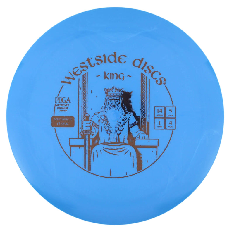 Westside King Understable Distance Driver - 1010 Discs