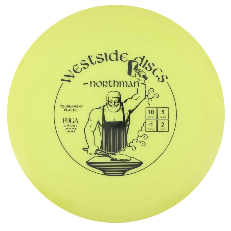 Westside Northman Understable Distance Driver - 1010 Discs