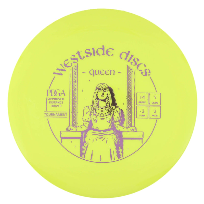 Westside Queen Understable Distance Driver - 1010 Discs