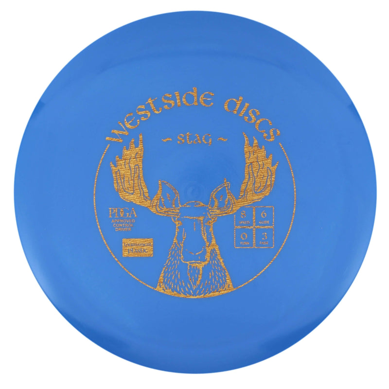 Westside Stag Stable Fairway/Control Driver - 1010 Discs