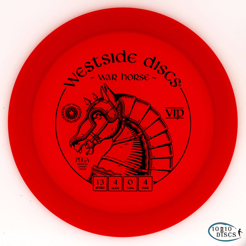 Westside Warhorse Very Overstable Distance Driver - 1010 Discs