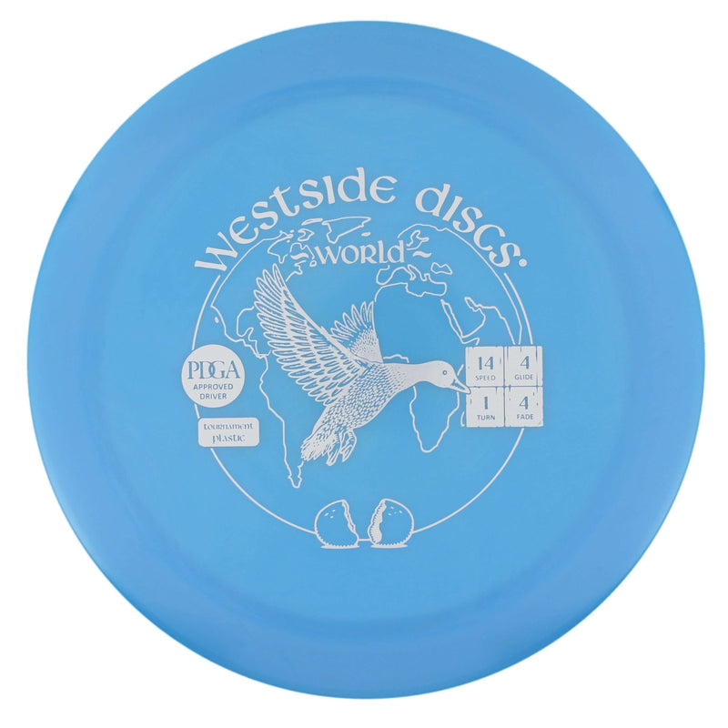 Westside World Overstable Distance Driver - 1010 Discs