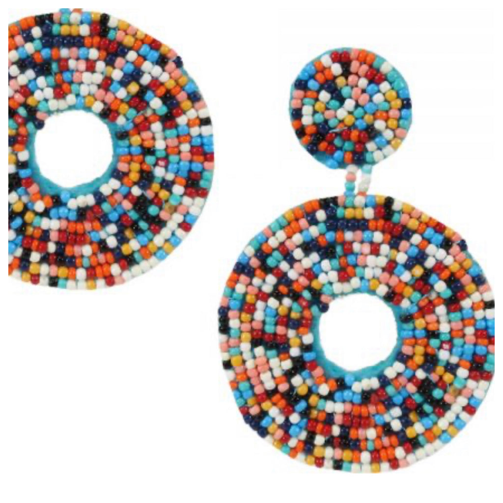 MIXED SPRINKLES EARRINGS