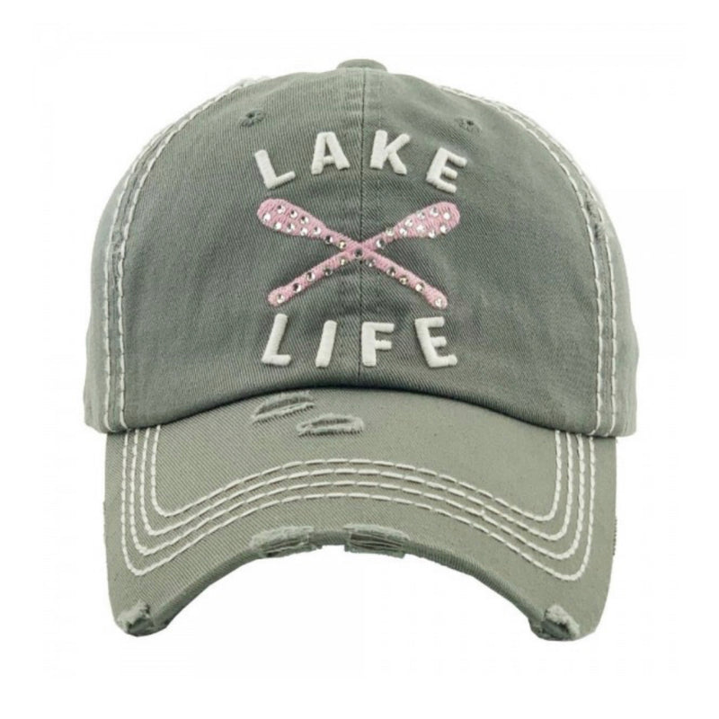 LAKE LIFE BALL CAP
