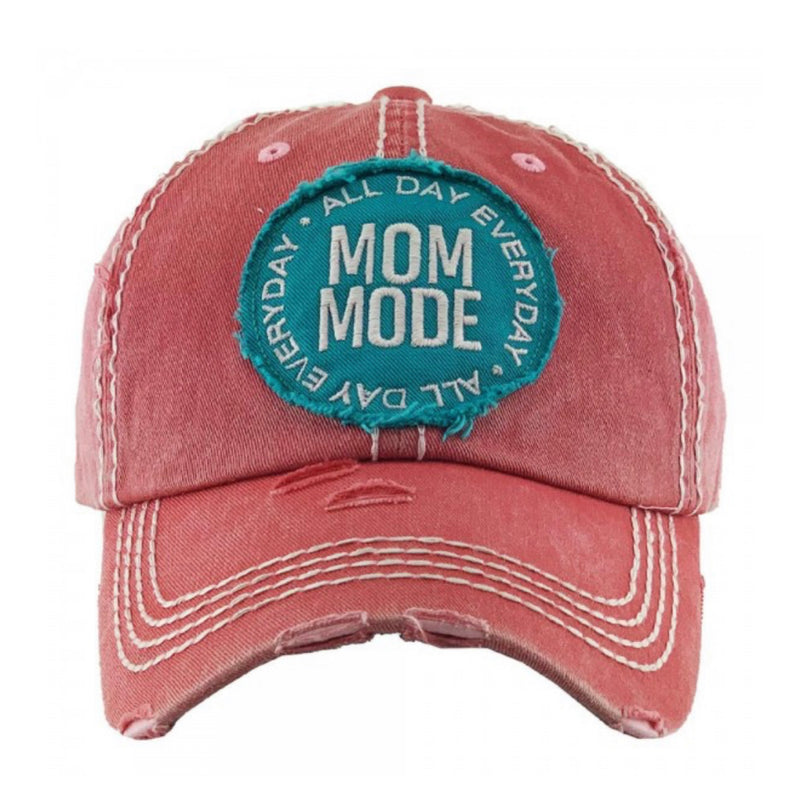 ALL DAY MOM BALL CAP