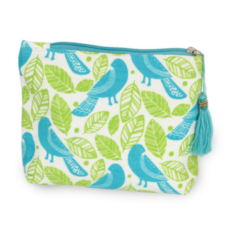 FOR THE BIRDS TRAVEL POUCH