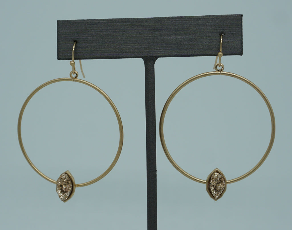 DRUZY DREAM HOOPS