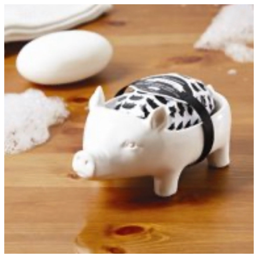 PIGGY SOAP DISH