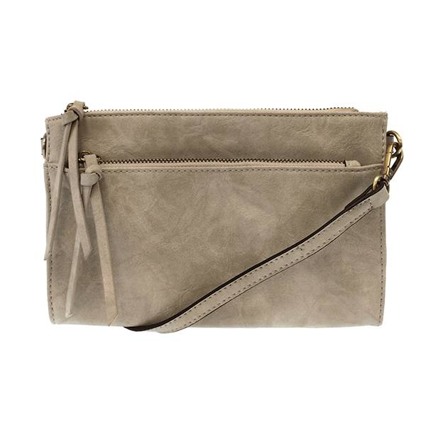 CECE VINTAGE CROSS BODY-STORM GREY