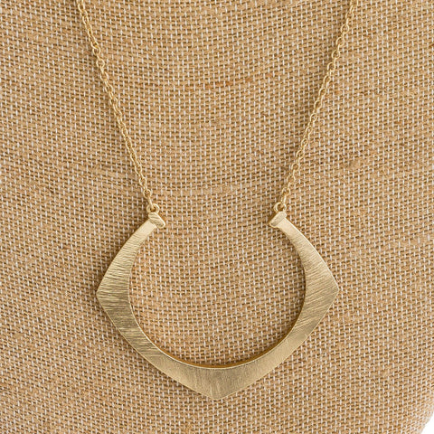 HIGH BAR NECKLACE
