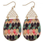 THOROUGHLY MODERN MILLI-GREE EARRINGS
