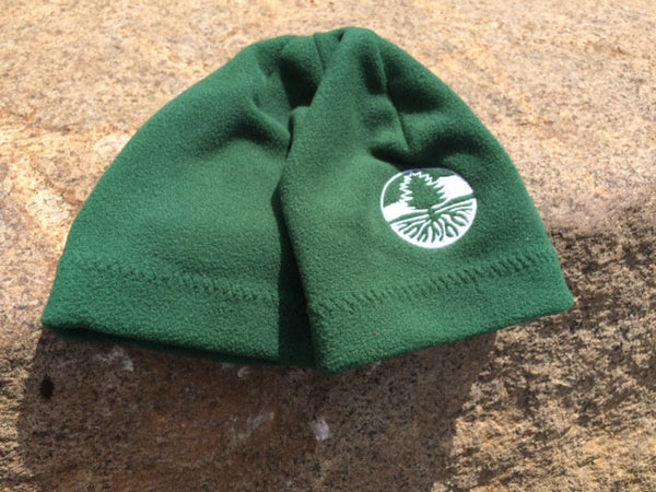 Camp Treetops Fleece Hat